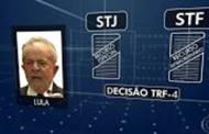 TRF-4 nega novo recurso de Lula: veja os próximos passos
