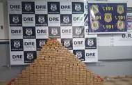 Motorista de MS é preso em Cuiabá com 413 tabletes de maconha