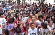 Tangará: 23º Festival do Sorvete da ASR reuniu milhares de crianças