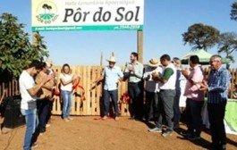 Prefeitura e Empaer inauguram horta comunitária