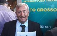 Prefeitos da região Médio Norte de MT assinam termo de adesão ao programa 'Internet para Todos'