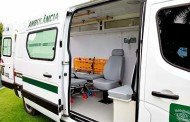 Campo Verde recebe nova ambulância