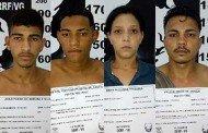 Polícia Civil prende 4 pessoas suspeitas de arrombar empresa e levar dois cofres em MT