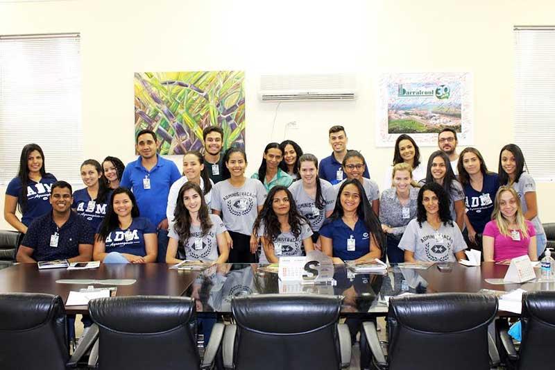 c47d814ac0 Alunos e professores do curso de Administração da Universidade de Mato  Grosso (UNEMAT  Tangará da Serra) realizaram na manhã de sexta-feira (24)