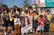 Clube dos Desbravadores de Tangará realiza campanha para prevenir suicídio