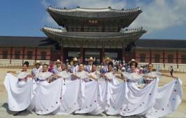 Grupo Chalana faz bonito também na Coreia