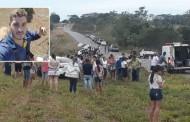 Jovem de 21 anos morre em colisão entre Amarok, Prisma e Siena