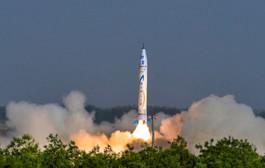 Startup chinesa lança seu 1º foguete ao espaço