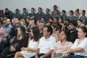 ALMT homenageia cidadãos de Barra do Bugres em sessão especial