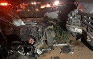 Campo Novo do Parecis: Três índios morrem em grave acidente entre veículos; criança entre as vítimas