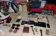 Polícia Militar prende quadrilha autora de vários crimes em Nova Mutum