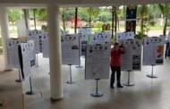 Exposição no Centro de Eventos conta história de Cáceres