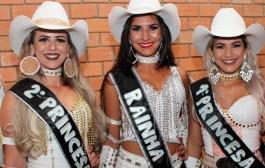 Expoagro Barra do Bugres: o reinado 2018 é de Thaiane Lima
