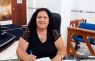 Vereadora Dona Neide pede melhorias para o Salto Maciel
