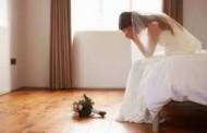 Noivos voltam do casamento e encontram ex dentro de casa em VG