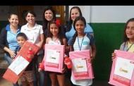 """PROJETO """"Dupont Escola"""" premiou alunos de Nova Olímpia"""