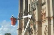 Prefeitura começa a trocar lâmpadas convencionais por LED