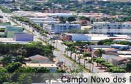 Processo Seletivo Prefeitura de Campo Novo do Parecis