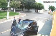 Bandido rouba carro e quase leva criança junto em Cuiabá