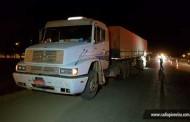 Idoso morre após acidente entre motocicleta e carreta em Sorriso (MT)