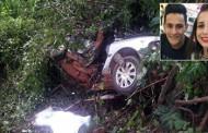 Cantora morre e músico fica ferido após carro capotar na BR-364