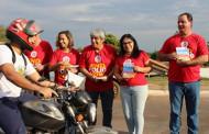 Campanha de vacinação contra Sarampo e Poliomielite é divulgada em Barra do Bugres