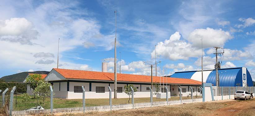 Escola Estadual Sabino Ferreira Maia no distrito de Currupira. (Foto: Armando Paulo - afolhadomedionorte)
