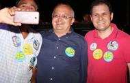 Arrastão de Taques em Barra do Bugres na quarta-feira 02/10