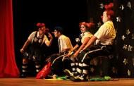 Espetáculo com 15 números de palhaço será nesta quinta (20), no Teatro Zulmira