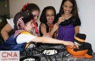 CNA Barra do Bugres realiza Halloween para alunos