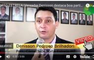 PORTO ESTRELA: Vereador Denisson destaca boa participação popular na primeira sessão de 2018