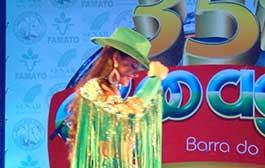 Barra do Bugres: rainha da Expoagro receberá premiação em dinheiro