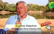 PORTO ESTRELA: Prefeito fala dos preparativos do 5º FESTPORTO