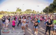 Praça das Fontes terá aulão de Zumba em ritmo de Carnaval