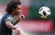 Marcelo será o capitão do Brasil na estreia da Copa do Mundo