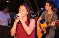Comunidade evangélica comemora aniversário do município com Louvor e Adoração
