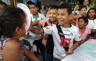 POSTO ESTRELA: Festividade infantil