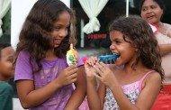 PORTO ESTRELA: Igreja 'Só o Senhor é Deus' promoveufestiva para criançada no último dia28/10, domingo