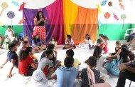 Instituto Criança promove tarde recreativa e cultural para estudantes