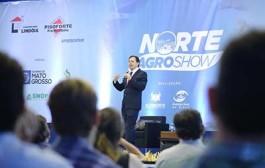 Norte AgroShow fecha 1º dia discutindo cenário político, eleições e economia brasileira