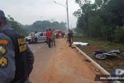 Três acidentes deixam um morto e dois feridos em MT