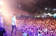 Mais de 20 mil pessoas passaram pelo Festival de Praia de Nortelândia no último sábado 08