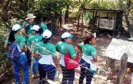 Curso na área de Avicultura foi ralizado no Distrito de Bauxí em Rosário Oeste
