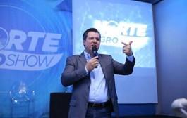 Público lota auditório no primeiro dia de programação técnica na Norte AgroShow