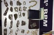 Dono de gráfica e mais dois são detidos por comercializarem drogas