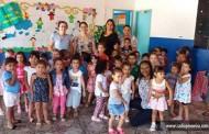 Dia das crianças: alunos da creche Tia Lina tiveram sábado de festa e diversão