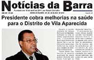 Jornal Notícias da Barra – Edição Nº 220 – 06 a 08 de abril de 2018