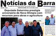 Jornal Notícias da Barra – Edição Nº 228 – 21 a 22 de maio de 2018