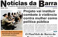 Jornal Notícias da Barra – Edição Nº 219 – 27 e 28 de março de 2018