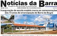 Jornal Notícias da Barra – Edição Nº 218 – 21 e 22 de março de 2018